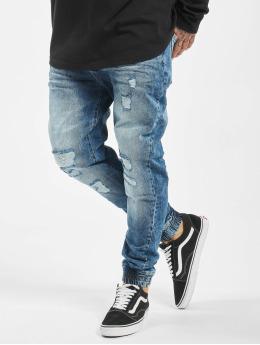 VSCT Clubwear Antifit-farkut Noah Cuffed Antifit sininen