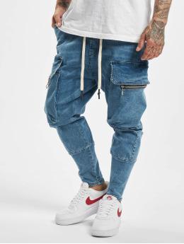 VSCT Clubwear Antifit-farkut Logan sininen