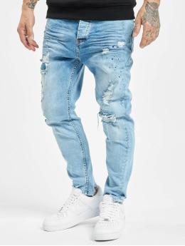 VSCT Clubwear Antifit-farkut Keanu Bleach Heavy Used sininen
