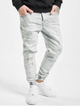 VSCT Clubwear Antifit jeans Noah Cuffed Sunfaded  grå