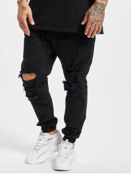 VSCT Clubwear Antifit Noah Cuffed Laces  zwart