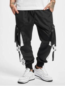 VSCT Clubwear Cargo pants Clubwear Pluto Colour čern
