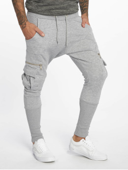 VSCT Clubwear Cargo pants Future šedá