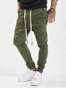 VSCT Clubwear Cargo pants Noah Cargo hnědožlutý
