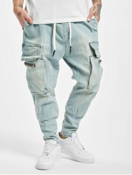 VSCT Clubwear Cargobroek Logan Antifit blauw