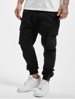 VSCT Clubwear Cargobroek Norton zwart