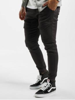 VSCT Clubwear Cargobroek Noah Parachtuer Cargo FP zwart