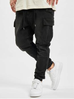 VSCT Clubwear Cargohose Norman Baggy Cargo schwarz