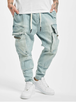 VSCT Clubwear Chino bukser Logan Antifit blå