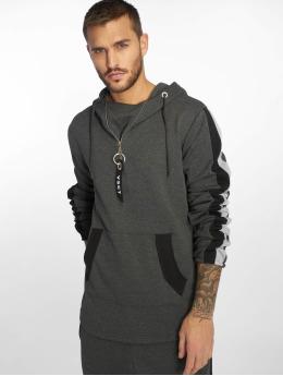 VSCT Clubwear Felpa con cappuccio Racer grigio