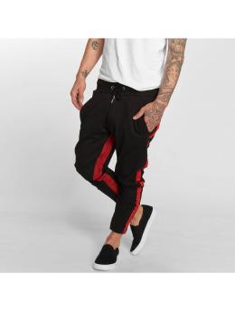 VSCT Clubwear Jogging kalhoty Lowcrotch čern