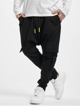 VSCT Clubwear Jogging kalhoty Shogun čern