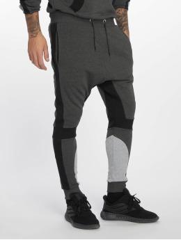 VSCT Clubwear Jogging kalhoty Racer šedá