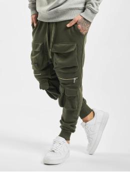 VSCT Clubwear Jogging kalhoty Next Gen Combat hnědožlutý