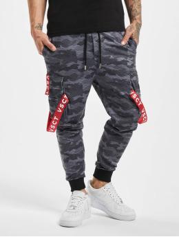 VSCT Clubwear joggingbroek Logotape  camouflage