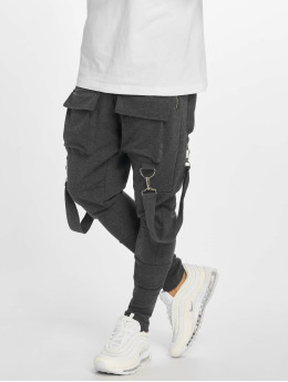 VSCT Clubwear joggingbroek Front PKT grijs