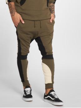 VSCT Clubwear joggingbroek Racer khaki