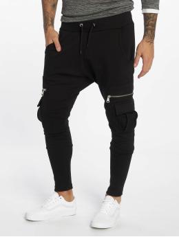 VSCT Clubwear joggingbroek Future Cargo zwart