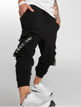 VSCT Clubwear Joggingbyxor Cargo  svart