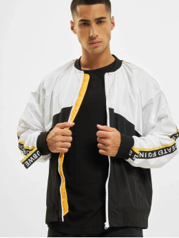 VSCT Clubwear Lightweight Jacket Coach Logo Tape white