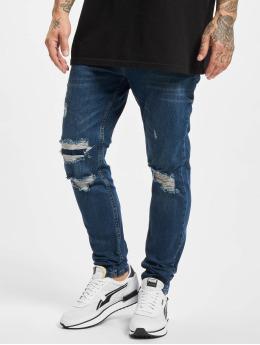VSCT Clubwear Loose fit jeans Keanu  blå