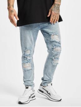 VSCT Clubwear Loose fit jeans Keanu Loose Fit Hyper  blå