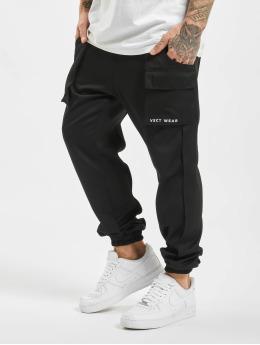 VSCT Clubwear Pantalone Cargo Assasin Nylon nero