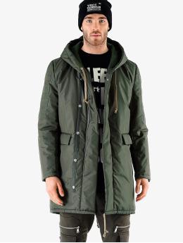 VSCT Clubwear Parka Corporate Army oliwkowy