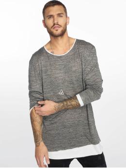 VSCT Clubwear Pitkähihaiset paidat 2 in 1 harmaa
