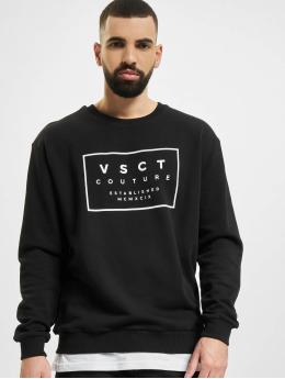 VSCT Clubwear Pullover Crew Logo schwarz
