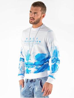 VSCT Clubwear Pulóvre Antarctica Crew biela