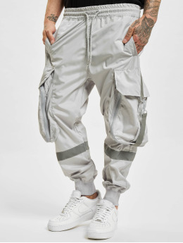 VSCT Clubwear Reisitaskuhousut Jupiter Cargo harmaa