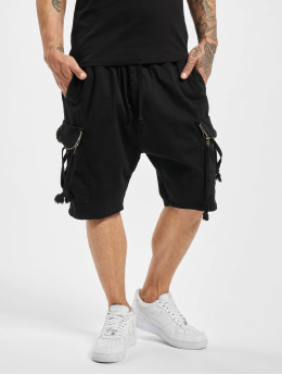 VSCT Clubwear Short Noah Flap noir