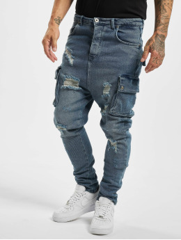 VSCT Clubwear Slim Fit Jeans Cargo Spencer New Gen 2 Low blauw