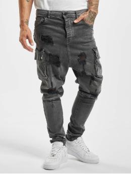 VSCT Clubwear Slim Fit Jeans Clubwear  grå