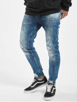 VSCT Clubwear Slim Fit Jeans Thor Heavy modrý