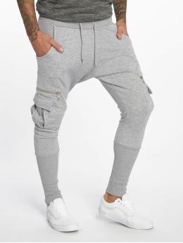 VSCT Clubwear Spodnie Chino/Cargo Future szary