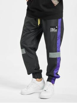 VSCT Clubwear Spodnie do joggingu Tech Reflective czarny