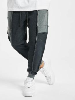 VSCT Clubwear Spodnie do joggingu Lowcrotch Cut To Edge szary