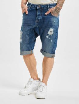 VSCT Clubwear Szorty Spencer  niebieski