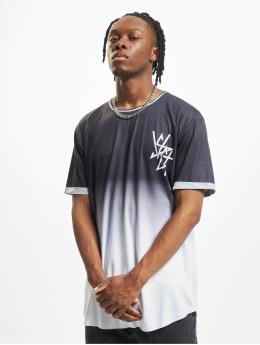 VSCT Clubwear T-paidat Graded Logo musta