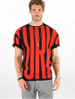 VSCT Clubwear T-paidat Letter Logo Turn musta