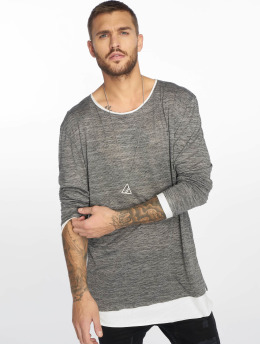VSCT Clubwear T-Shirt manches longues 2 in 1 gris