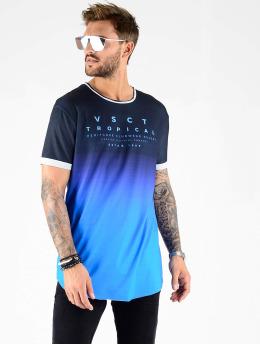 VSCT Clubwear T-shirt Graded Logo Basalt Ocean nero
