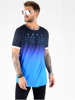 VSCT Clubwear T-Shirt Graded Logo Basalt Ocean schwarz
