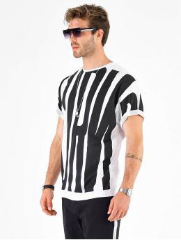 VSCT Clubwear T-Shirt Letter Logo Turn weiß