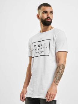 VSCT Clubwear T-Shirt Logo Believe Back weiß