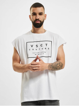 VSCT Clubwear T-shirts Logo Couture hvid