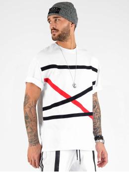 VSCT Clubwear Tričká Tape Bulky biela