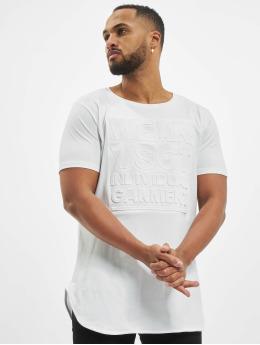 VSCT Clubwear Tričká Logo Couture biela